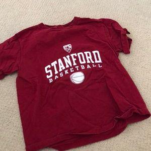 Standoffs basketball T-shirt